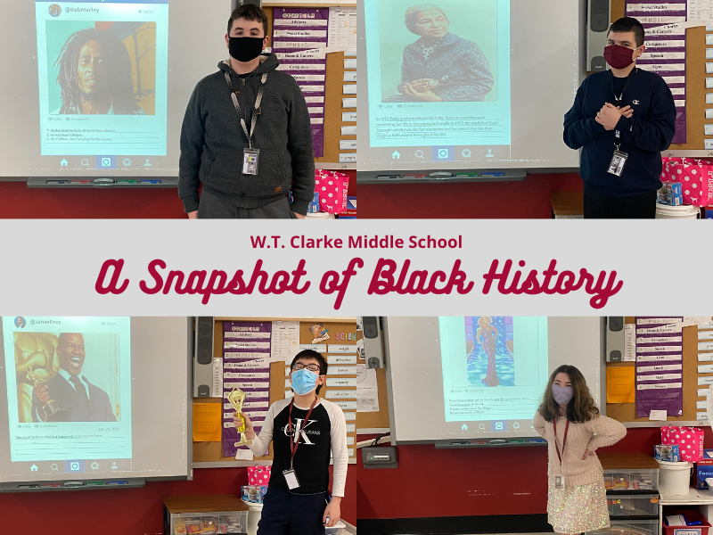 A Snapshot of Black history