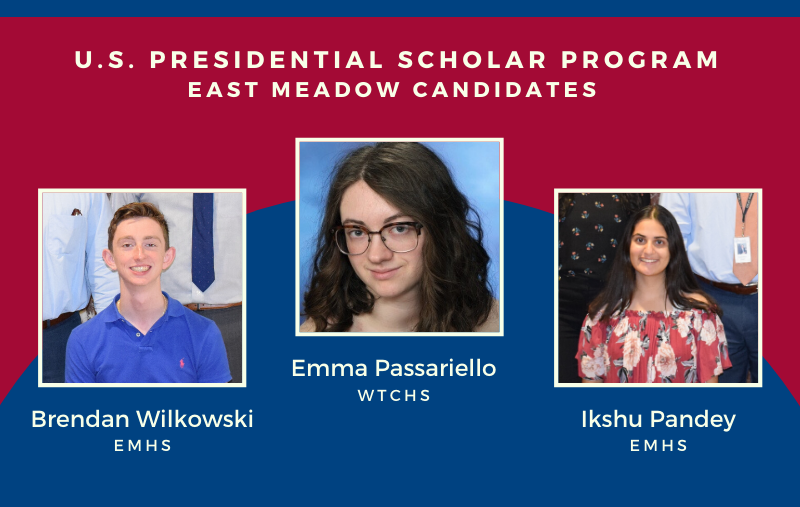East Meadow Senior Candidates