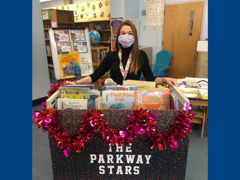 Star Readers at Parkway Elementary