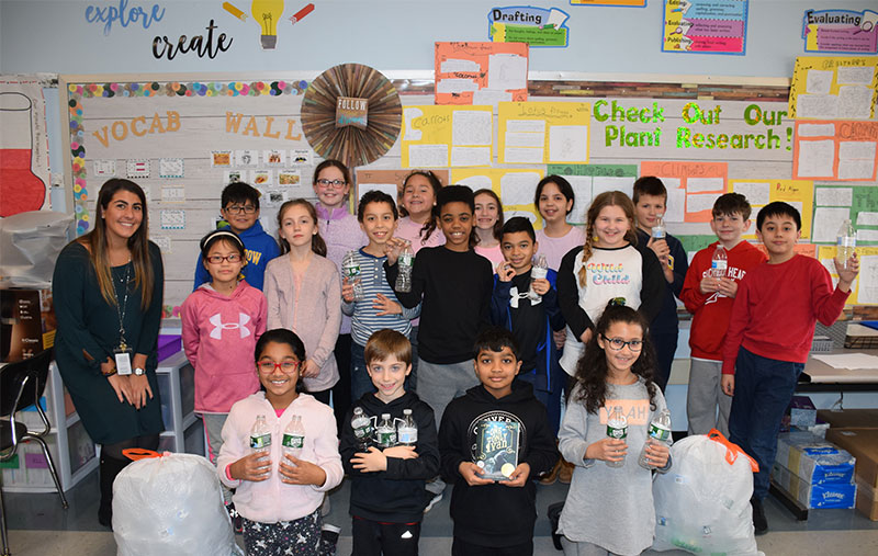 Parkway students raise money for World Wildlife Fund